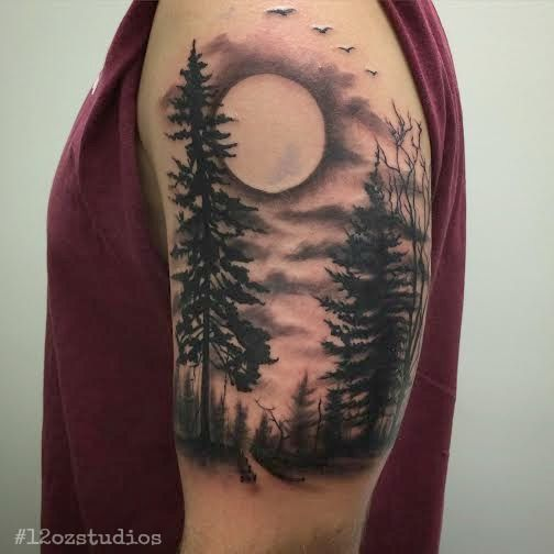 River water tattoo google search tattoos pinterest for East river tattoo price
