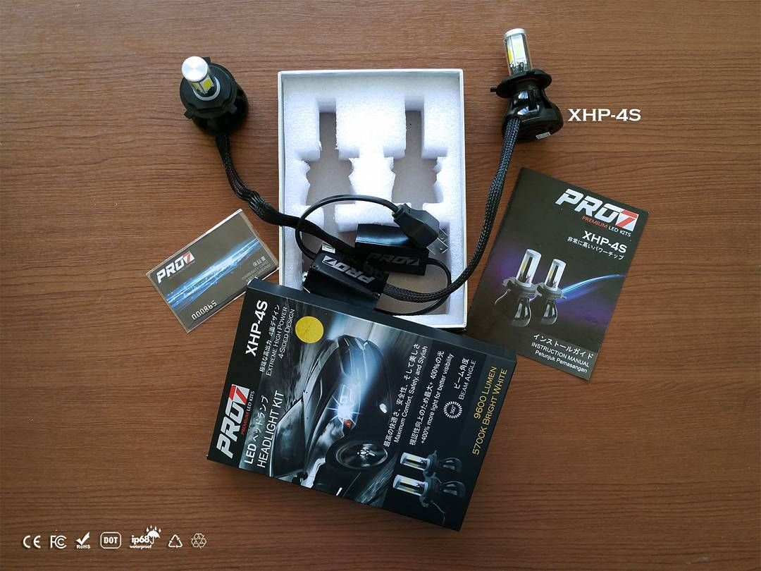 LED mobil pro7 autolighting
