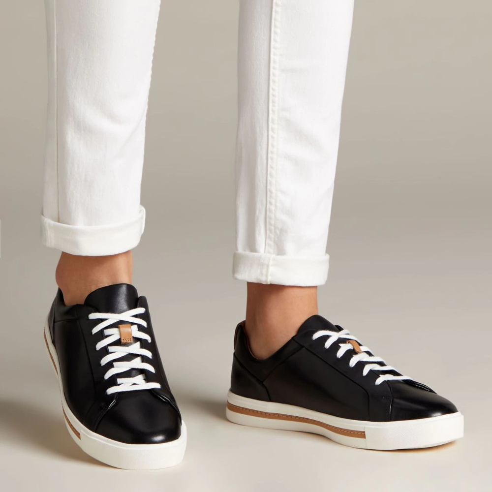 black lace sneakers womens