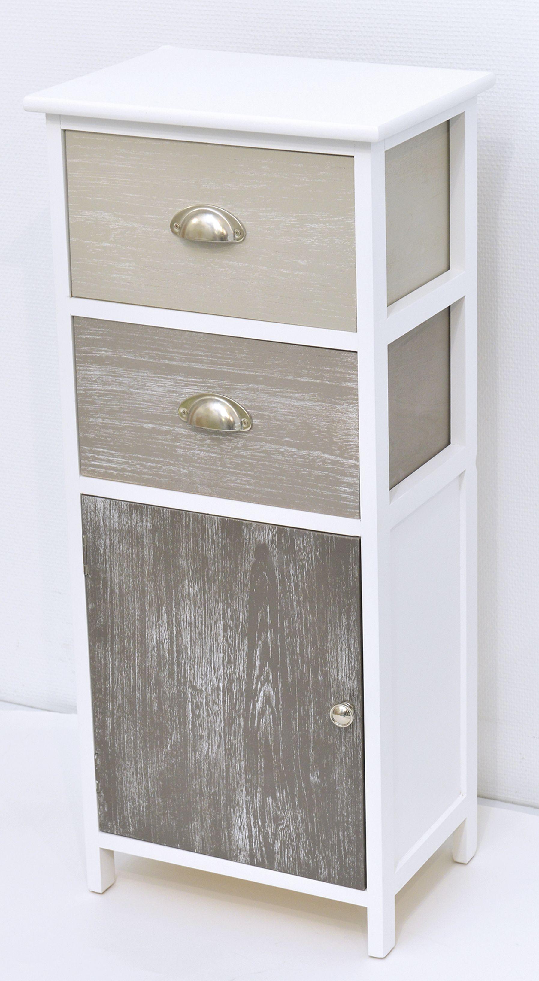 meuble de rangement de salle de bain 2