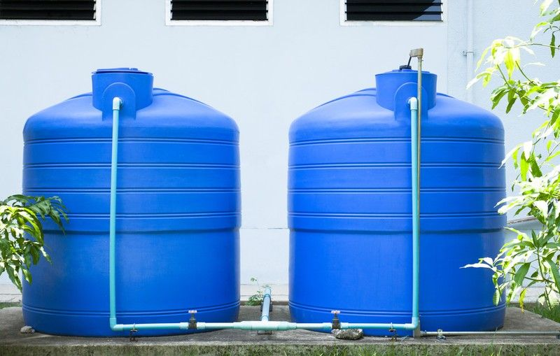 An indepth look at water storage for emergencies as well