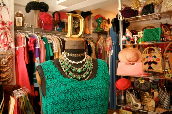 London Vintage Stores Uk Shopping Guide Vintage London Vintage Store Vintage Clothing Stores