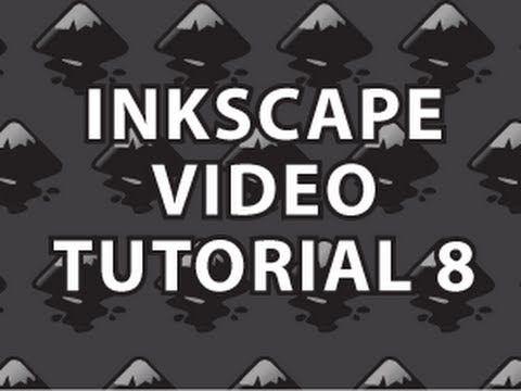 ▷ Inkscape Video Tutorial 8 - maschere ritagli Informatique - Logiciel De Dessin De Maison Gratuit