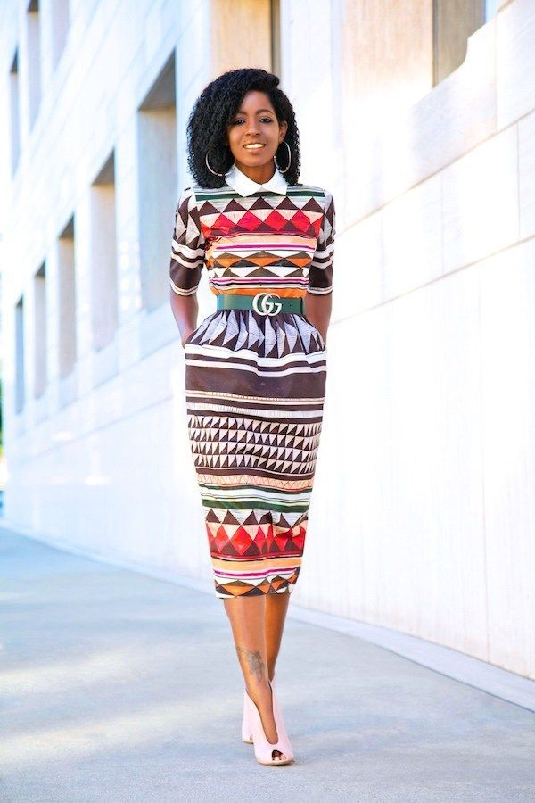 25 Fashion Fabulous African Style Outfits for Work #africanstyleclothing