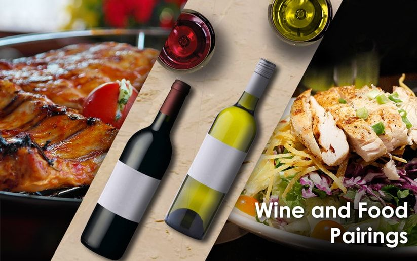 4 Food and Wine Pairings for Newbies (With images) | Wine ...