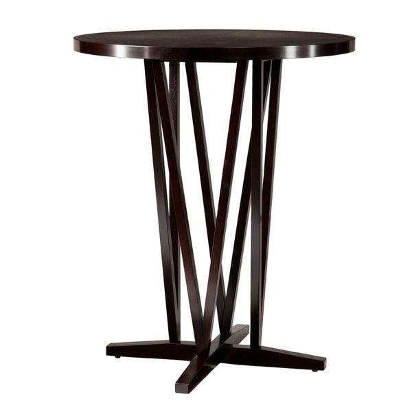 Harper Blvd Hubert Dark Espresso Bar Table
