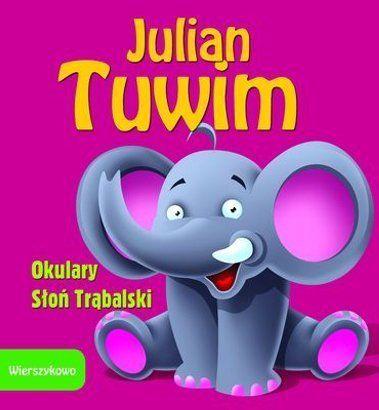Okulary Słoń Trąbalski Julian Tuwim Język Polski
