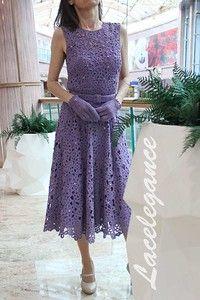 Похвастушки вязальные 20 Vm Платье юбка Платья и