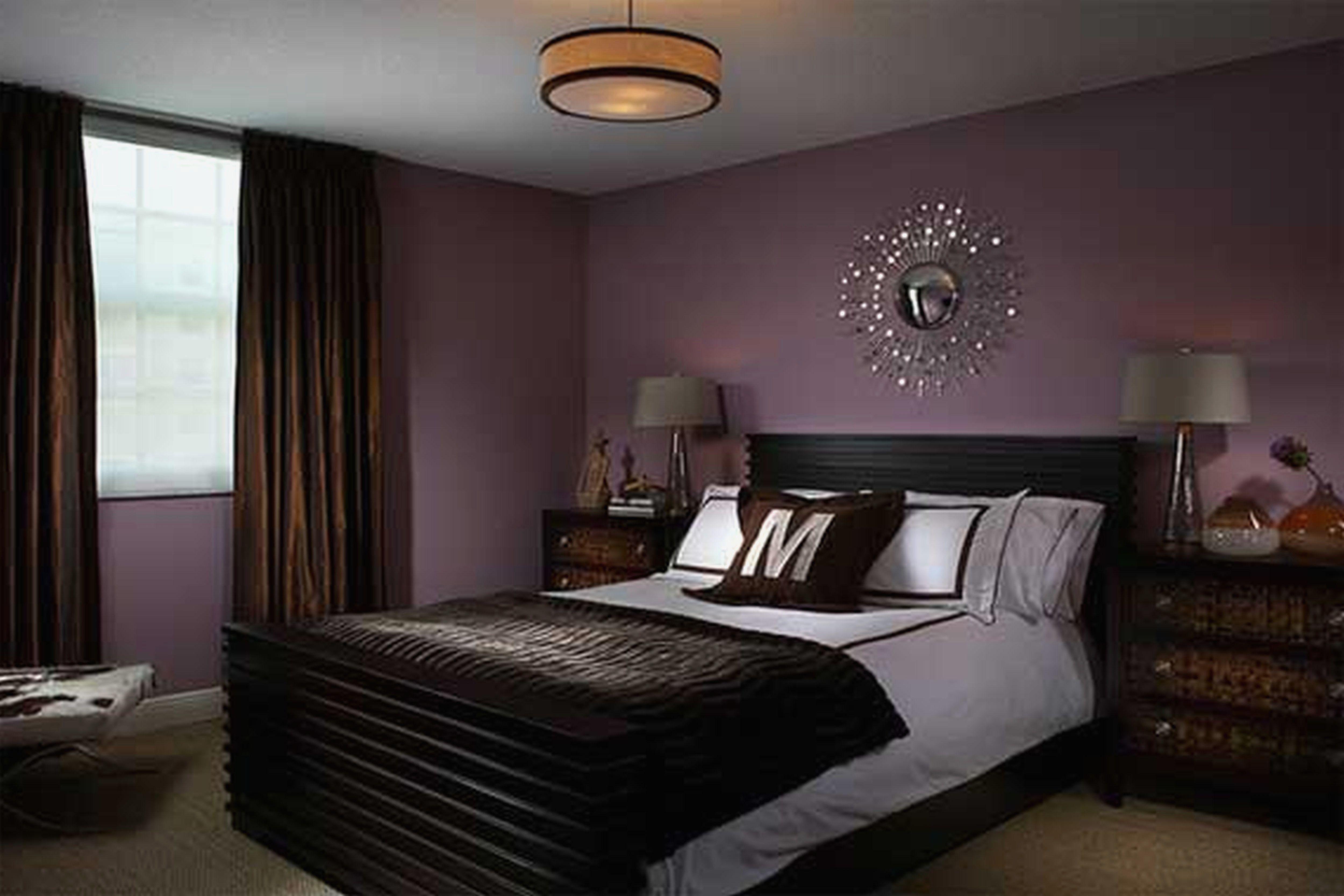 Lila Schlafzimmer #Kamin (mit Bildern) | Schlafzimmer ...