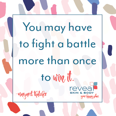 you may have to fight a battle more than once to win it margaret