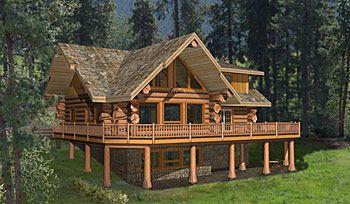Cedar Log Home Plans Under 1500 Sq Ft Cedar Log Cabins Bc Canada Log Cabin Floor Plans Log Homes Log Home Floor Plans