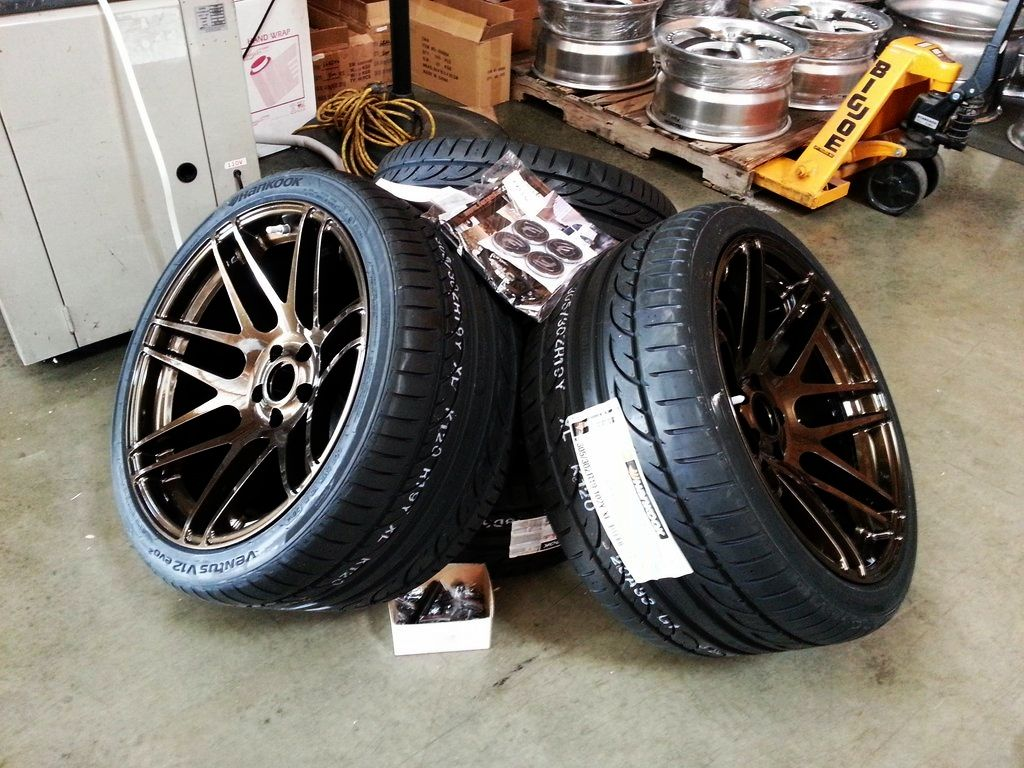 Forgestar New F14 Super Deep Concave - Page 10 - MY350Z COM