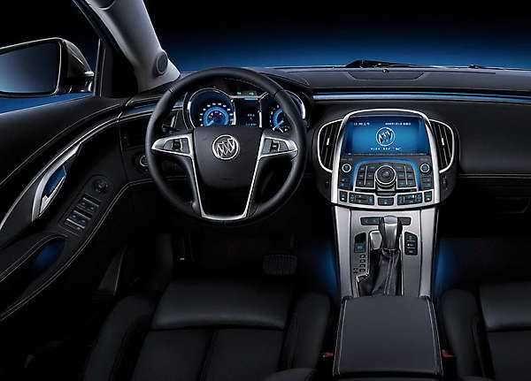 2018 2019 Buick Lacrosse Gl Concept Interior Of Luxury 2018 2019