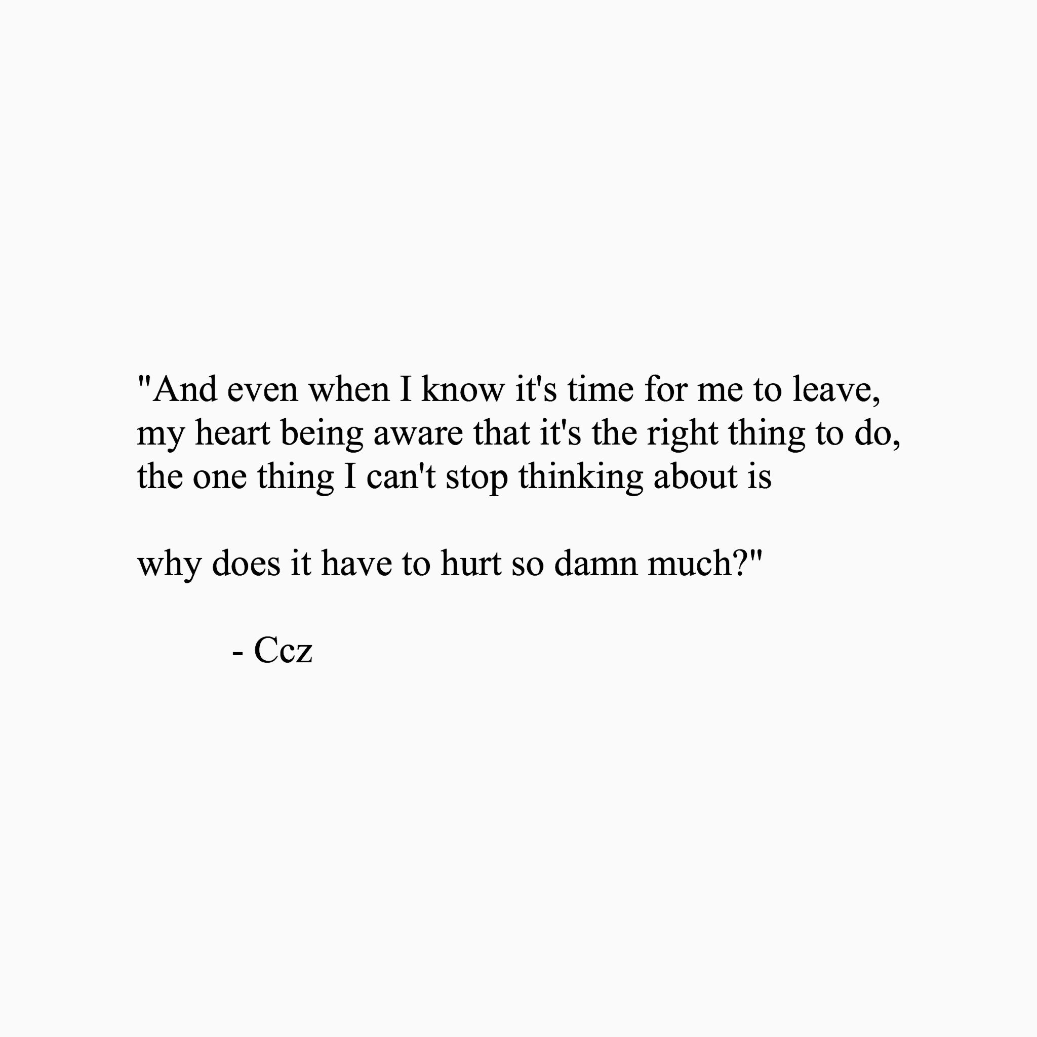 Sad Quotes About Love: Why Does It Hurt So Much