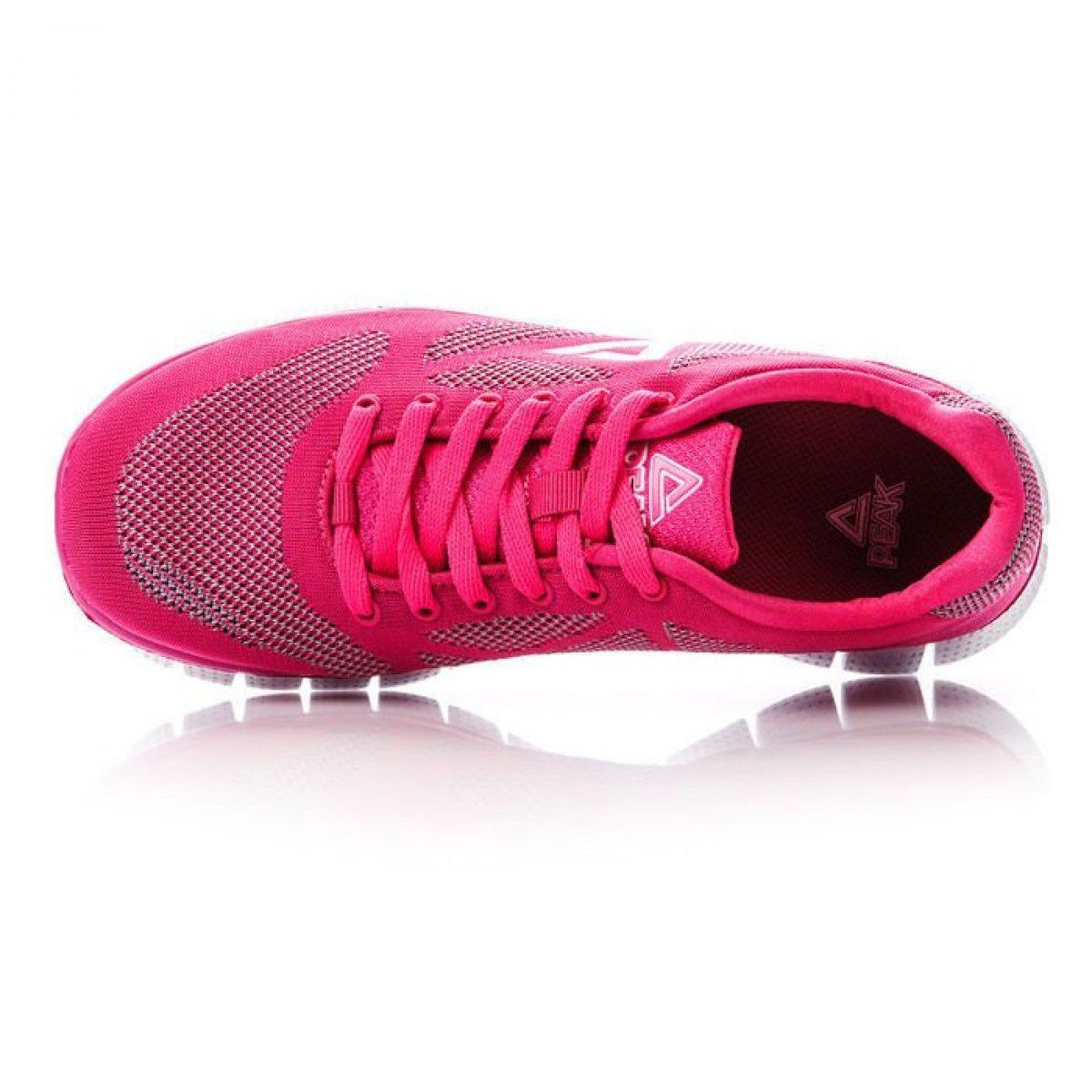 Buty Biegowe Peak E41308h W Pe00375 Pe00380 Rozowe Sport Shoes Shoes Superga Sneaker