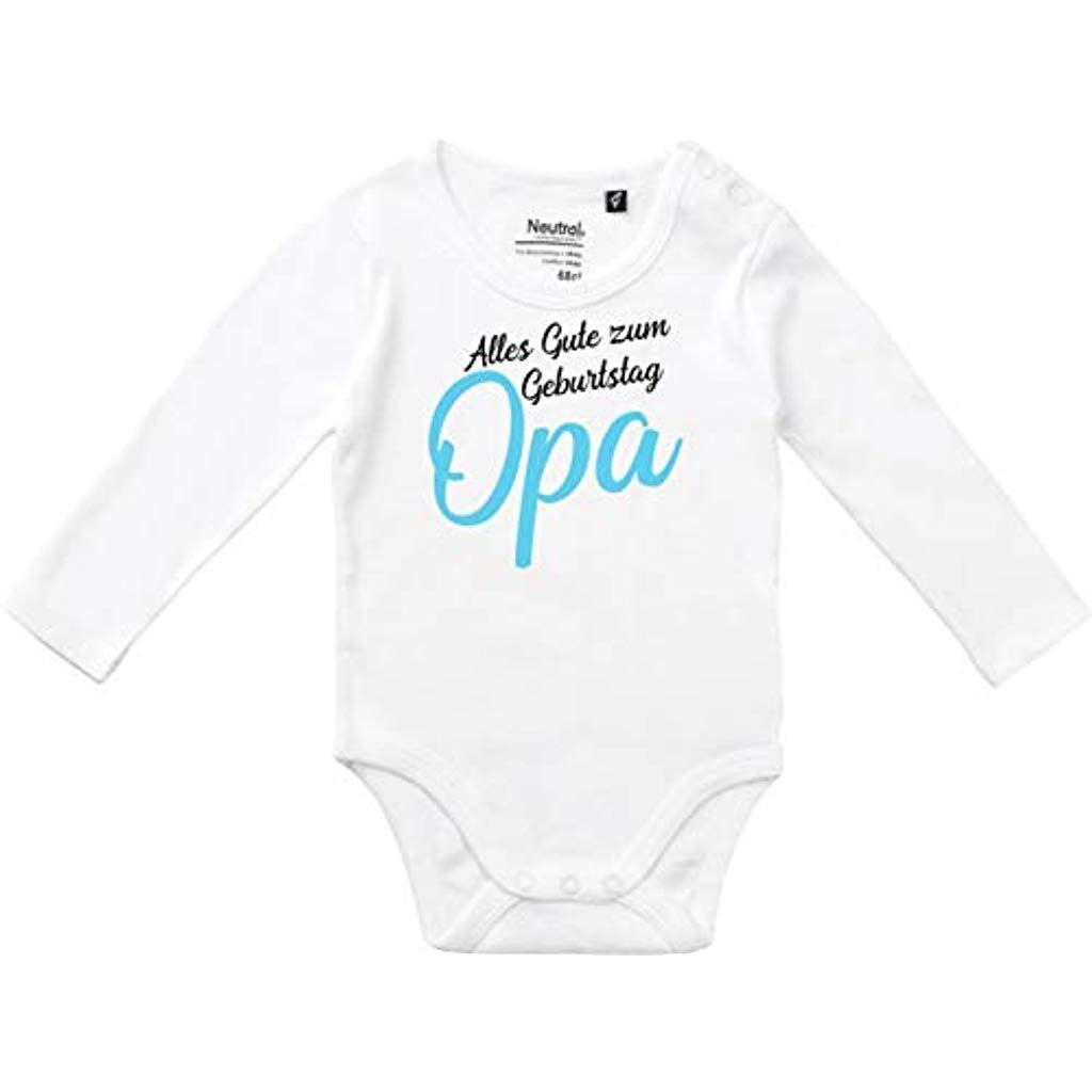 Säugling Strampler langarm Body 0-18 Monate