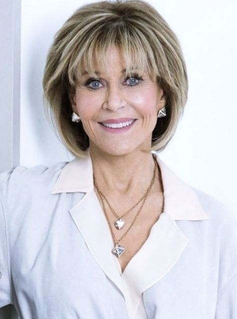 Short Hairstyles for Women Over 50 to Look Younger