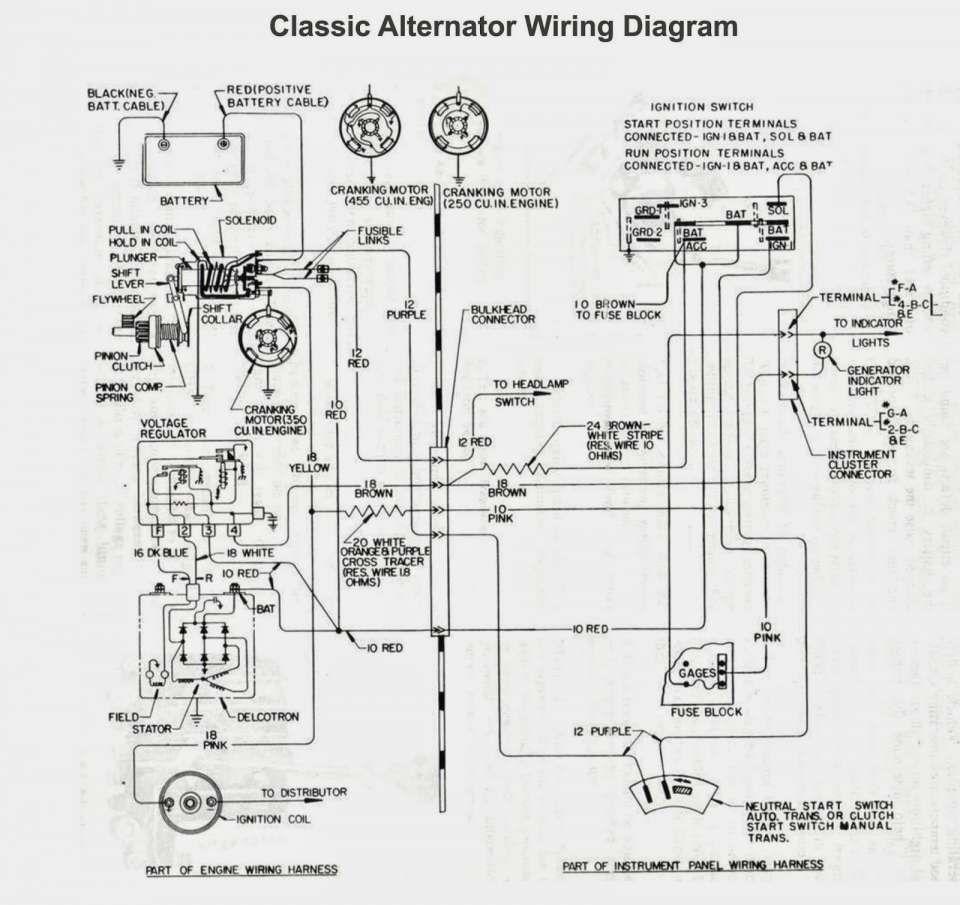 12 Smart Car Engine Wiring Diagram Diagram Engineering Alternator