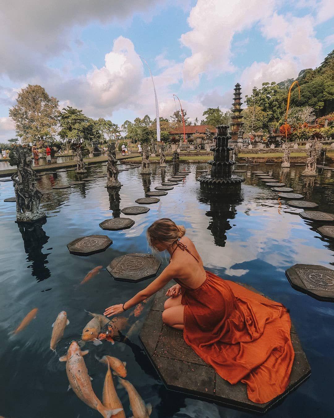 Speechlessplaces Community On Instagram Exploring Bali Via Meryldenis Tirta Gangga Lugares De Vacaciones Viajes Viajes Fotos