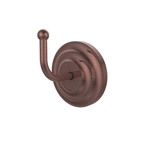 Photo of Allied Brass Que New Antique Copper Utility Hook Qn H1 Ca | Bellacor