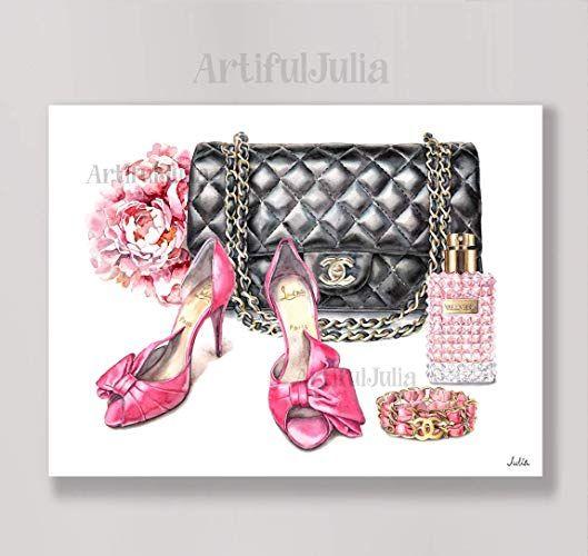 Louis Vuitton Trunk Pink