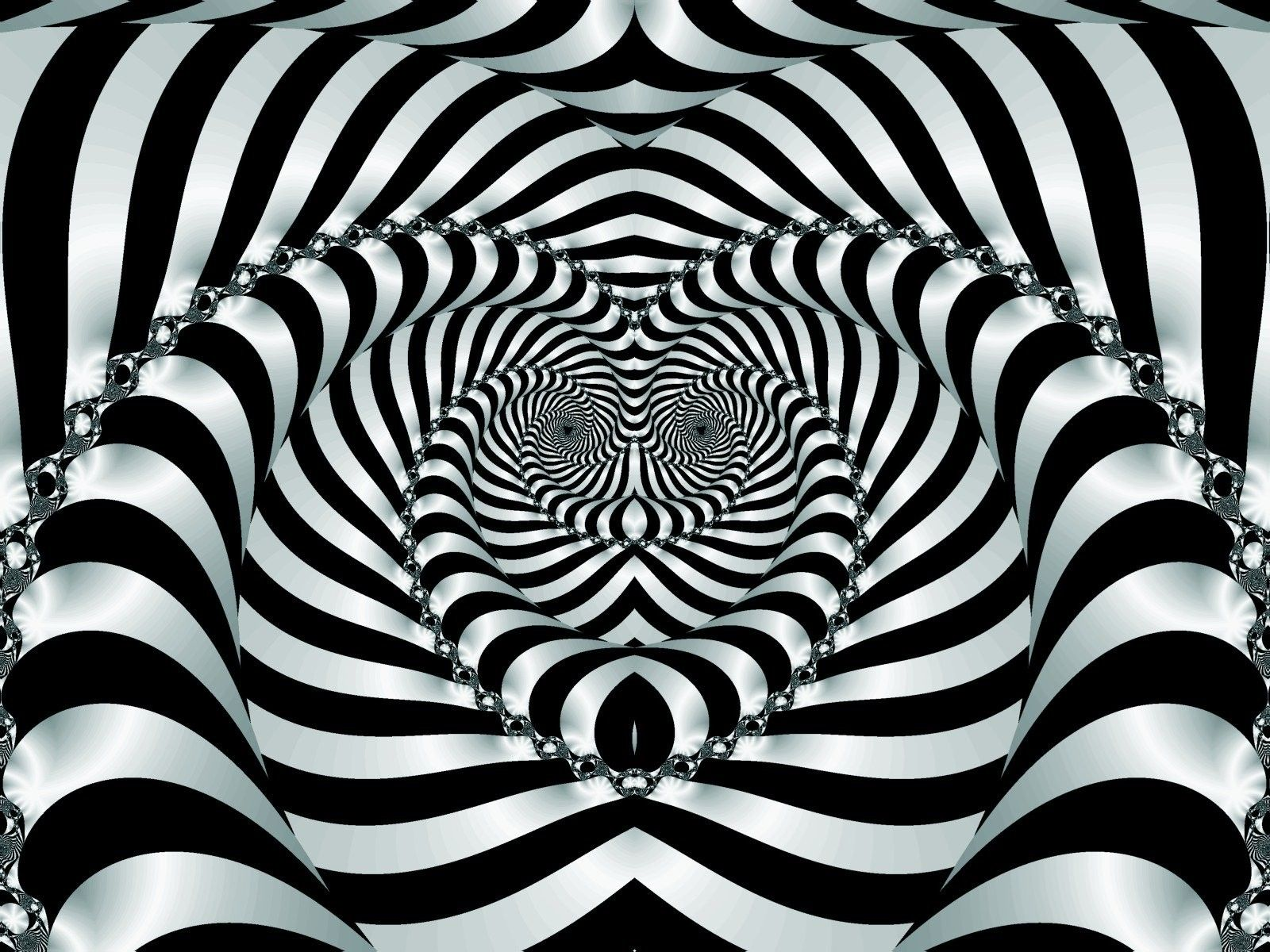 illusion black and white to color wallpaper black and white