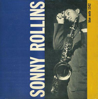 1542 Sonny Rollins: Sonny Rollins Volume 1