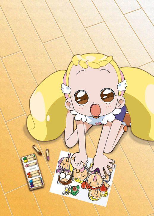 Tags: Anime, Ojamajo DoReMi, Makihatayama Hana