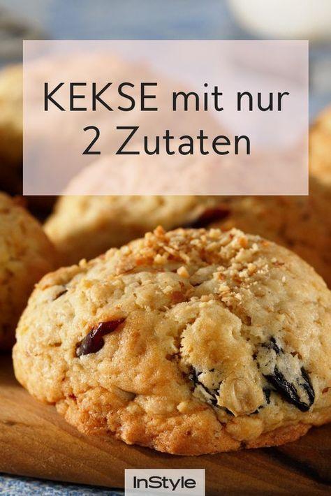 Photo of Es gibt sie: Leckere und gesunde Kekse, für die du nur 2 Zutaten brauchst