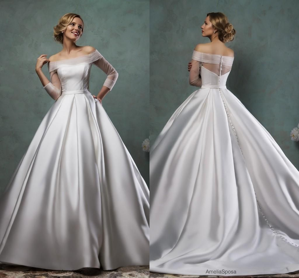 Wholesale Wedding Dresses London Wedding Dresses Under 100 And Weddingdresses On Dh Vestidos De Noiva Princesa Vestido De Noiva Vestidos De Casamento Princesa