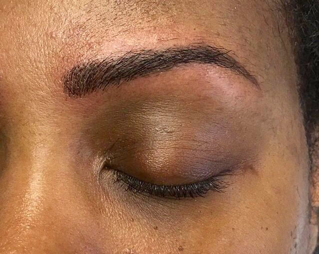 Microblading by the Brow Queen of Long Island New York at Little ...