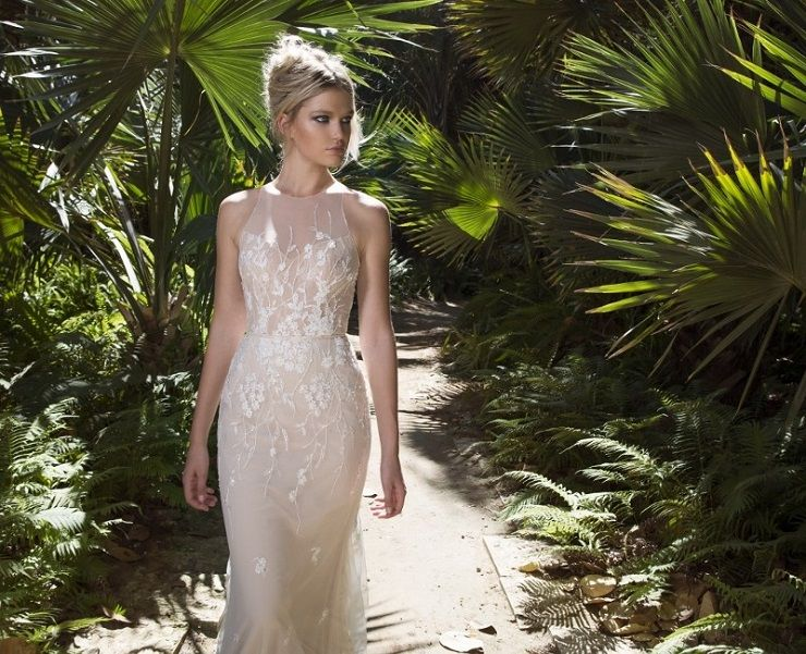 "Limor Rosen Bridal 2017 ""Birds of Paradise Bridal Collection"""