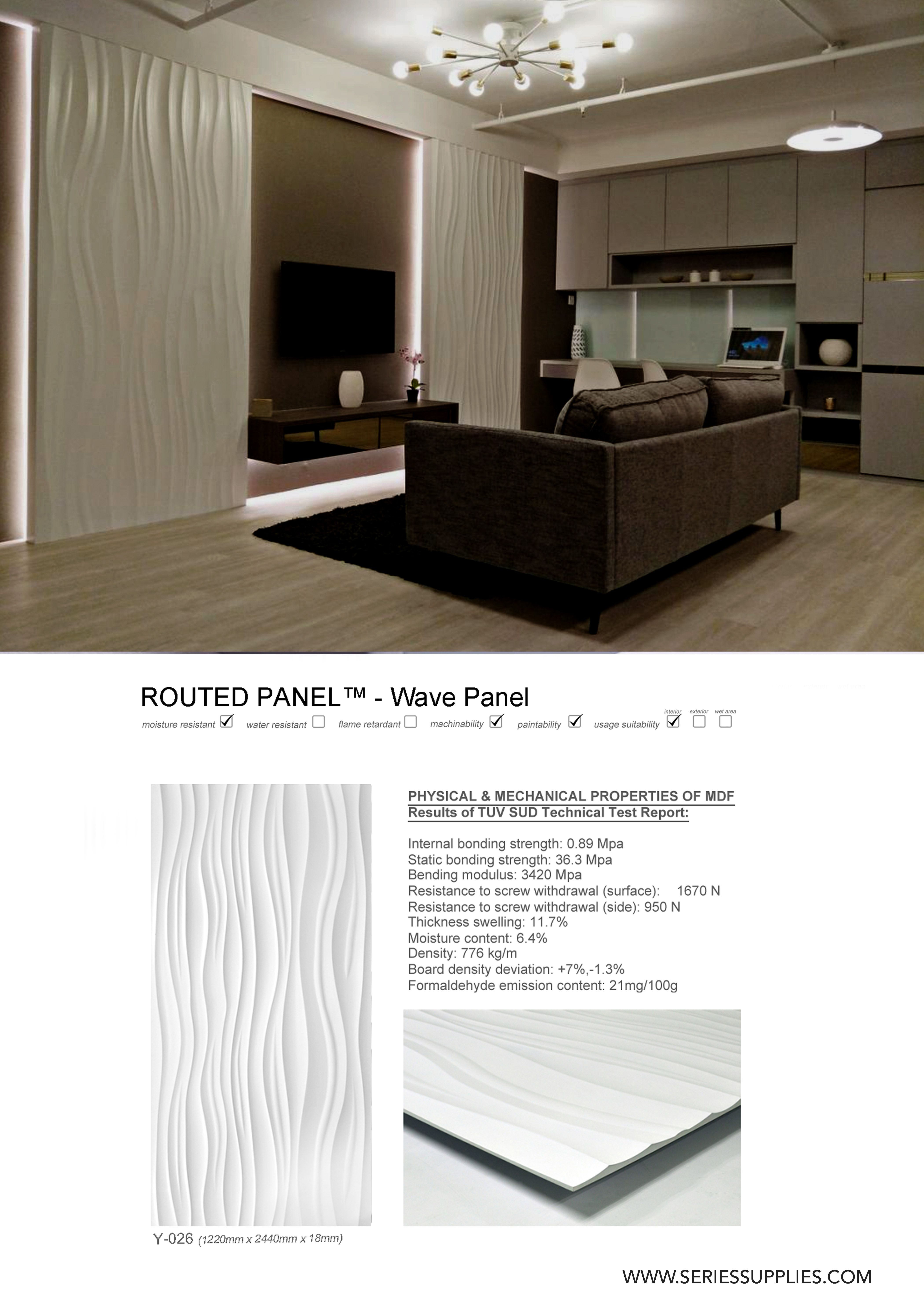 Wave Design Wall Panel In 2020 Wall Paneling Wall Design Paneling