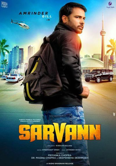 Amrinder Gill, Ranjit Bawa, Simi Chahal and Binnu Dhillon Punjabi movie  Sarvann 2016 wiki