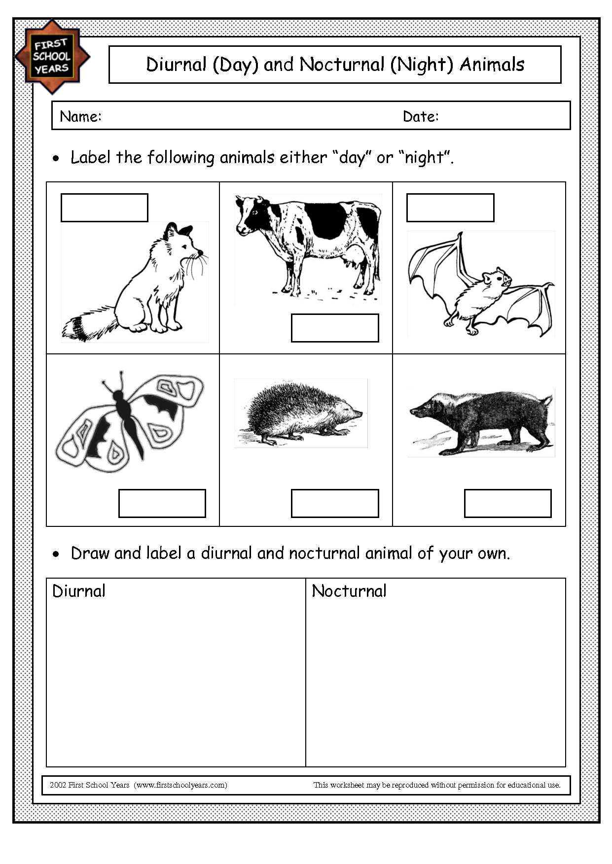 Worksheets Endangered Animals Worksheets Grade 2 image result for nocturnal animals worksheets kindergarten nature kindergarten
