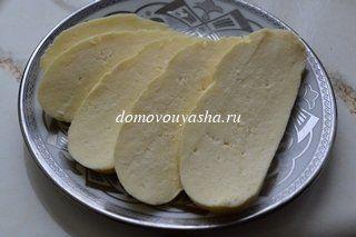 Рецепты сыра из коровьего молока в домашних условиях 905