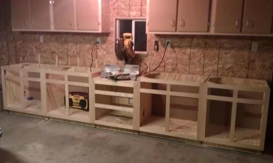Workshop Cabinets Woodshop ...