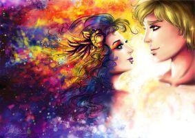 Nevera and Alex by danydiniz