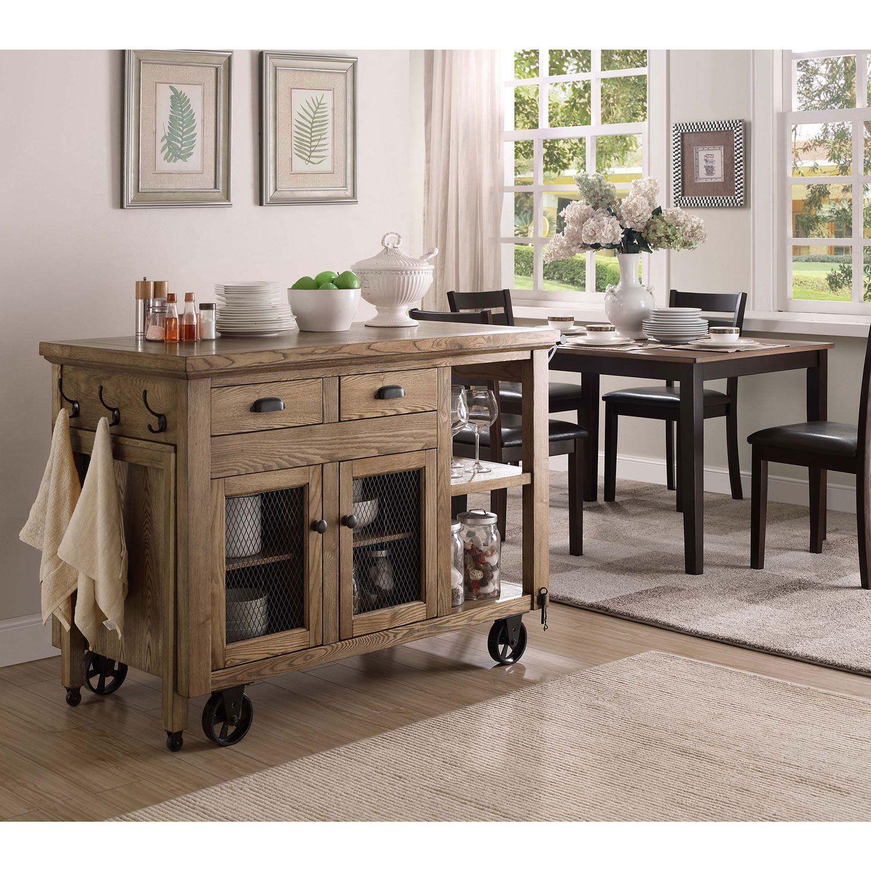 Nora Multi Purpose Cart Sam S Club Kitchen Furniture Table Home Decor Cart