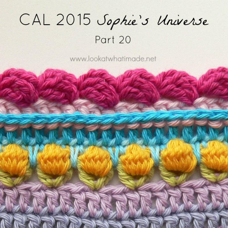 Sophie's Universe Part 20 {CAL 2015}