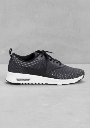 authorized site unique design aliexpress NIKE The Nike Air Max Thea Jaquard has a lightweight cushioning ...
