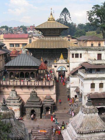 pashupatinath temple kathmandu nepal only hindu may enter rh pinterest com