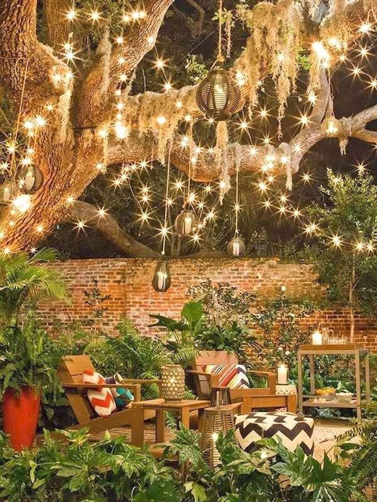 Decorating Outdoor Lighting OUTDOOR DECORATIONS