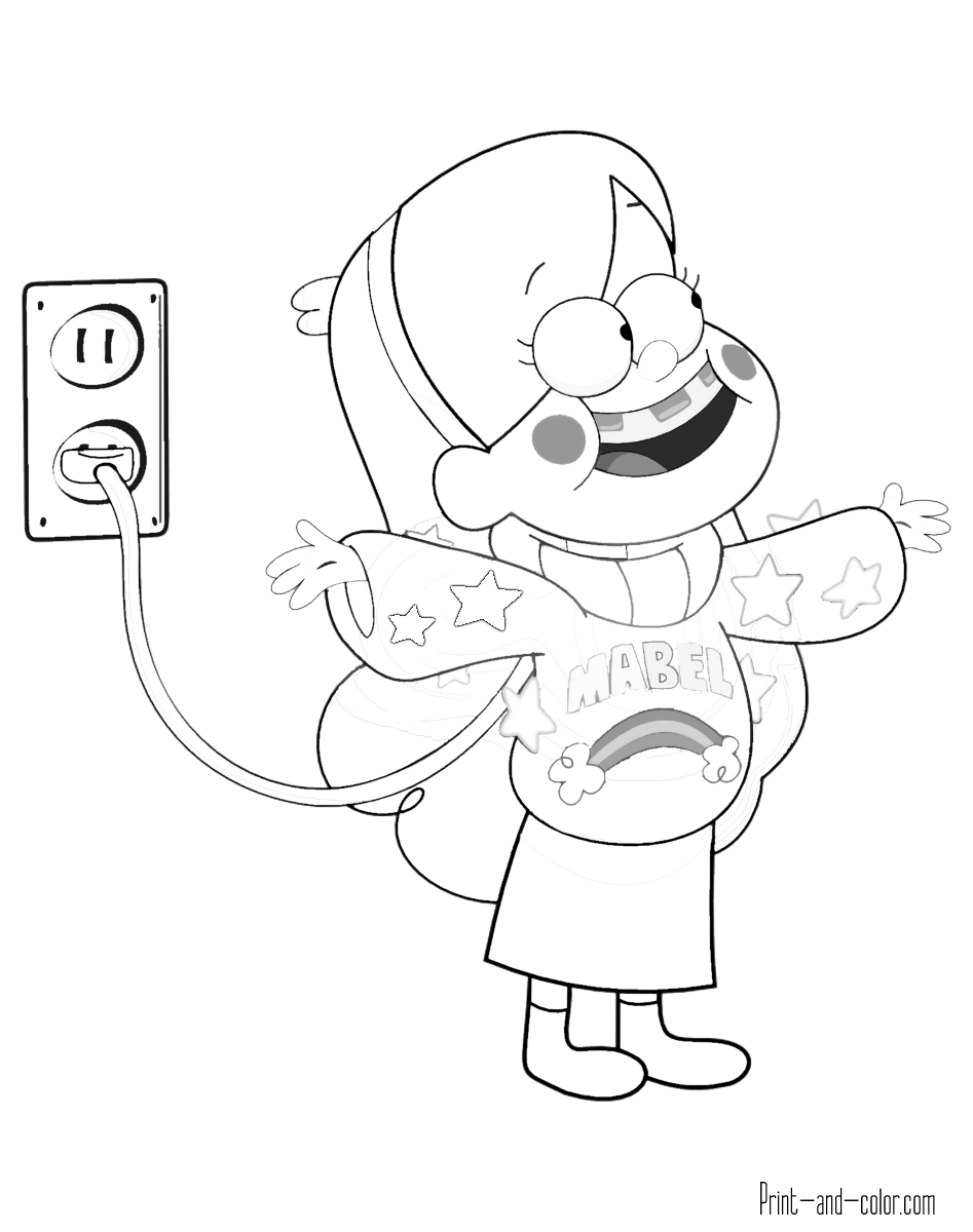 Gravity Falls In 2020 Fall Coloring Pages Cartoon Coloring Pages Coloring Pages
