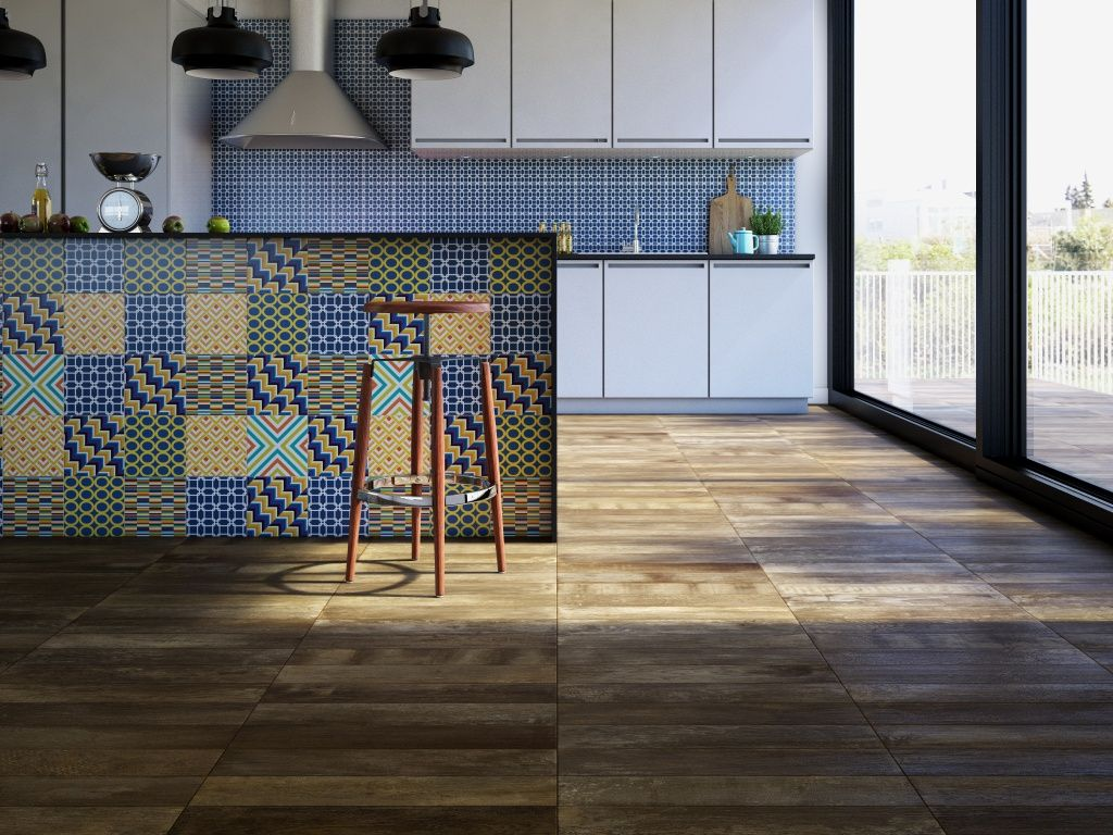 Color Inspiration by #interceramic. Visit our website to look at all of our beautiful tiles!