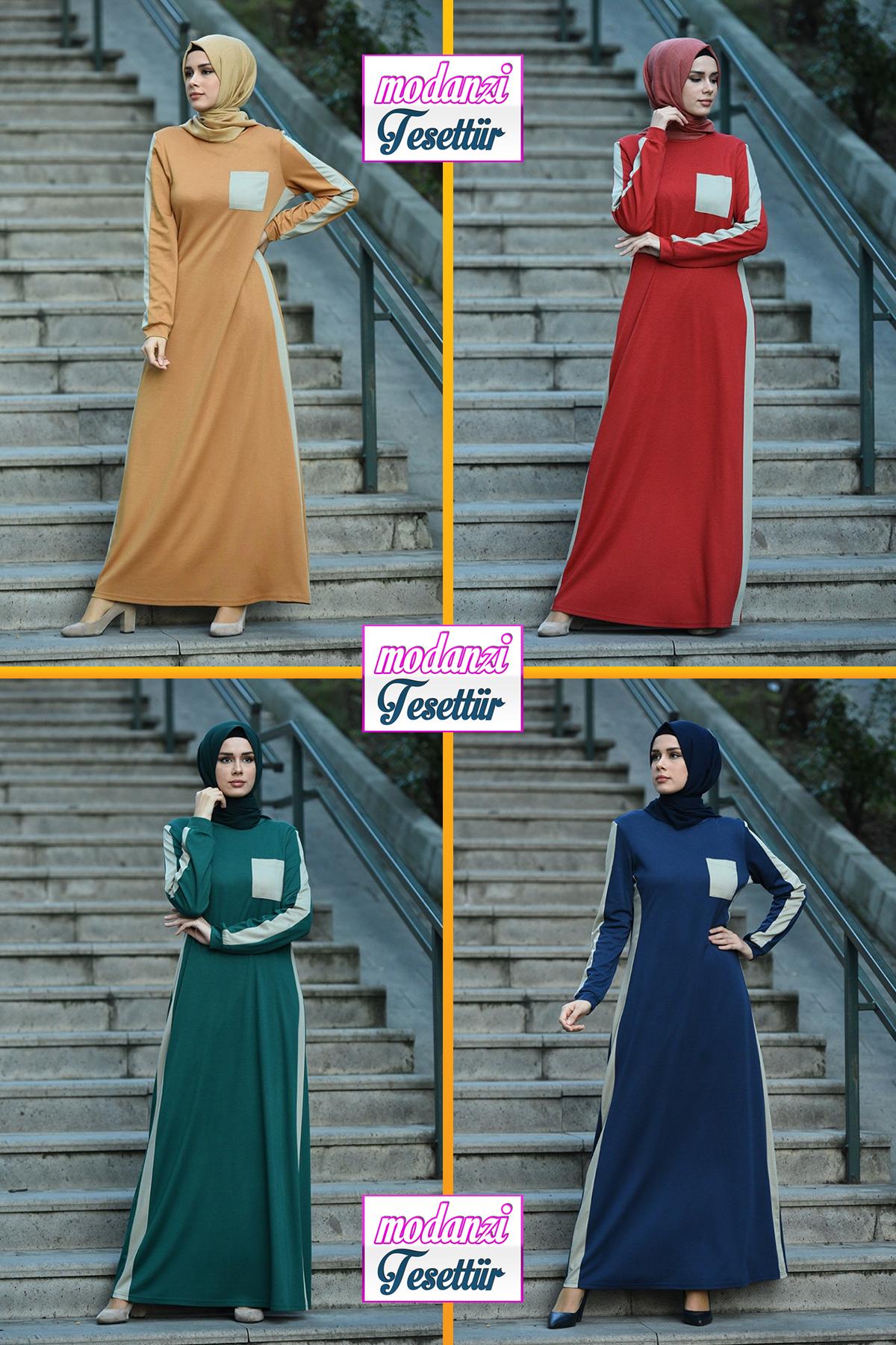 2020 Sefamerve Tesettur Elbise Modelleri 16 Reformation Clothing 2020 Elbise Elbise Modelleri Moda Stilleri