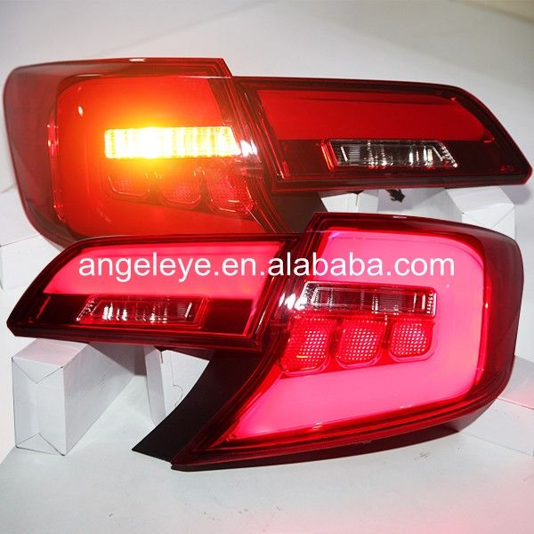 2012 2014 Year For Toyota For Camry Led Rear Lights Tail Lamp Back