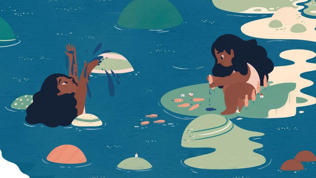 klimawandel und umweltschutz  kinderbuchtipps  himbeer