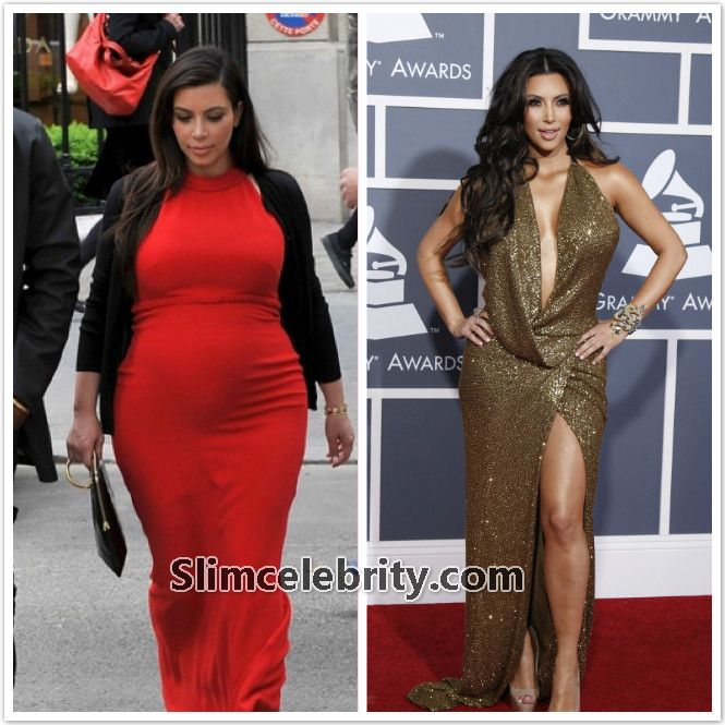 Kim Kardashian Weight Loss Diet Plan After Baby Carb Cycling Healthy Snacks And High Fiber Before Photos
