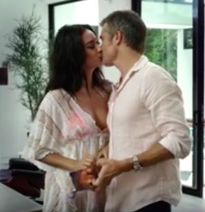 Timothy olyphant kiss